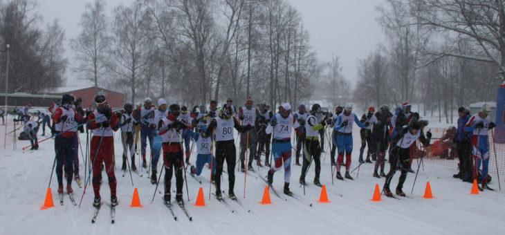 Вороновский лыжный марафон 2019